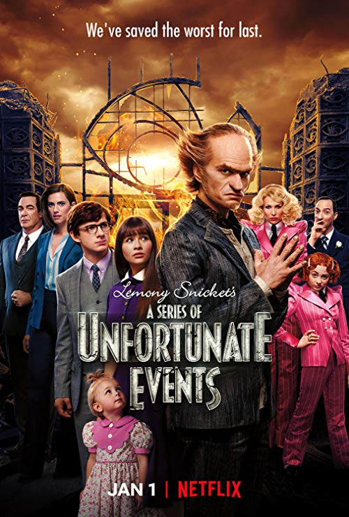 دانلود سریال A Series of Unfortunate Events 2017-