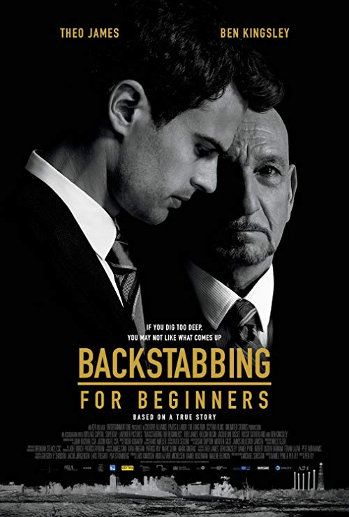 دانلود فیلم Backstabbing for Beginners 2016