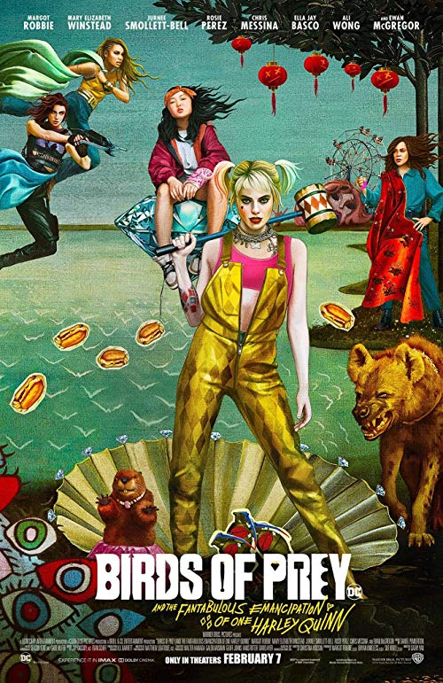 دانلود فیلم Birds of Prey: And the Fantabulous Emancipation of One Harley Quinn