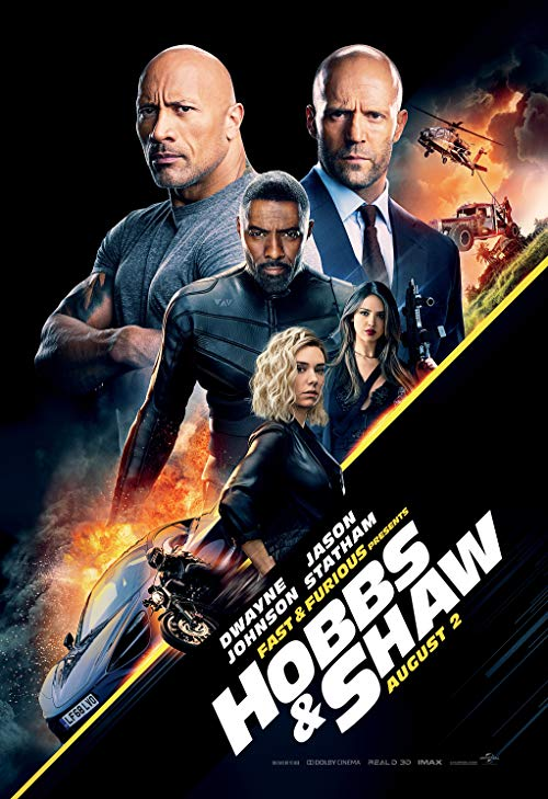 دانلود فیلم Fast & Furious Presents: Hobbs & Shaw
