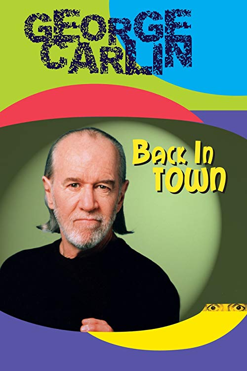 دانلود فیلم George Carlin: Back in Town 1996