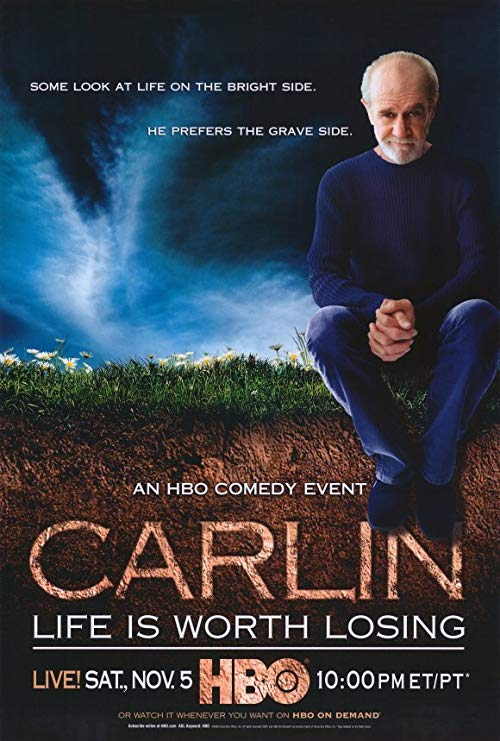 دانلود فیلم George Carlin: Life Is Worth Losing 2005
