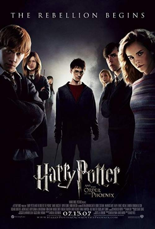 دانلود فیلم Harry Potter and the Order of the Phoenix 2007 (هری پاتر و محفل ققنوس)