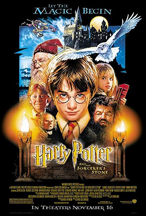 دانلود فیلم Harry Potter and the Sorcerer?s Stone 2001