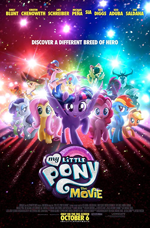 دانلود فیلم My Little Pony: The Movie 2017