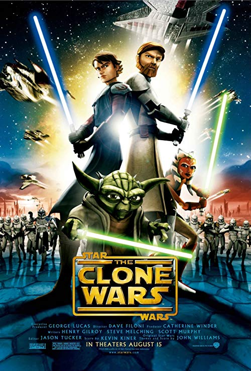 دانلود فیلم Star Wars: The Clone Wars 2008