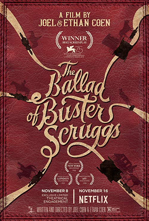 دانلود فیلم The Ballad of Buster Scruggs