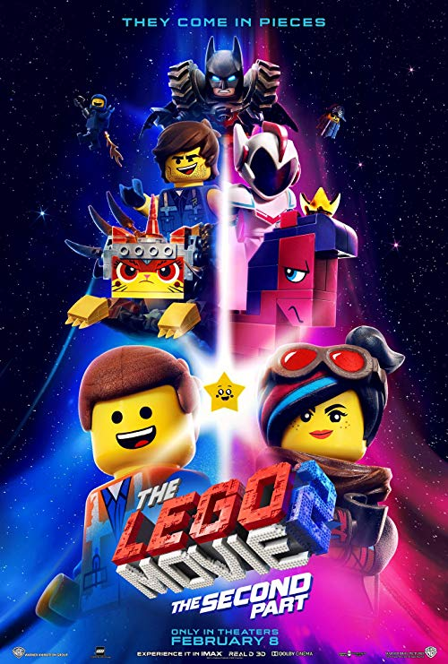 دانلود فیلم The Lego Movie 2: The Second Part