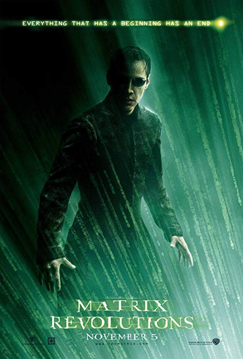 دانلود فیلم The Matrix Revolutions 2003 (انقلاب های ماتریکس)