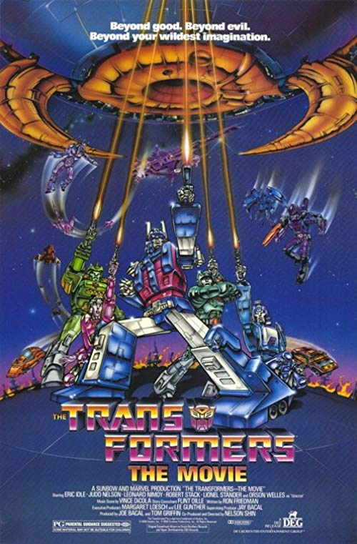 دانلود فیلم The Transformers: The Movie 1986