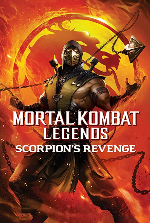 دانلود فیلم Mortal Kombat Legends: Scorpions Revenge
